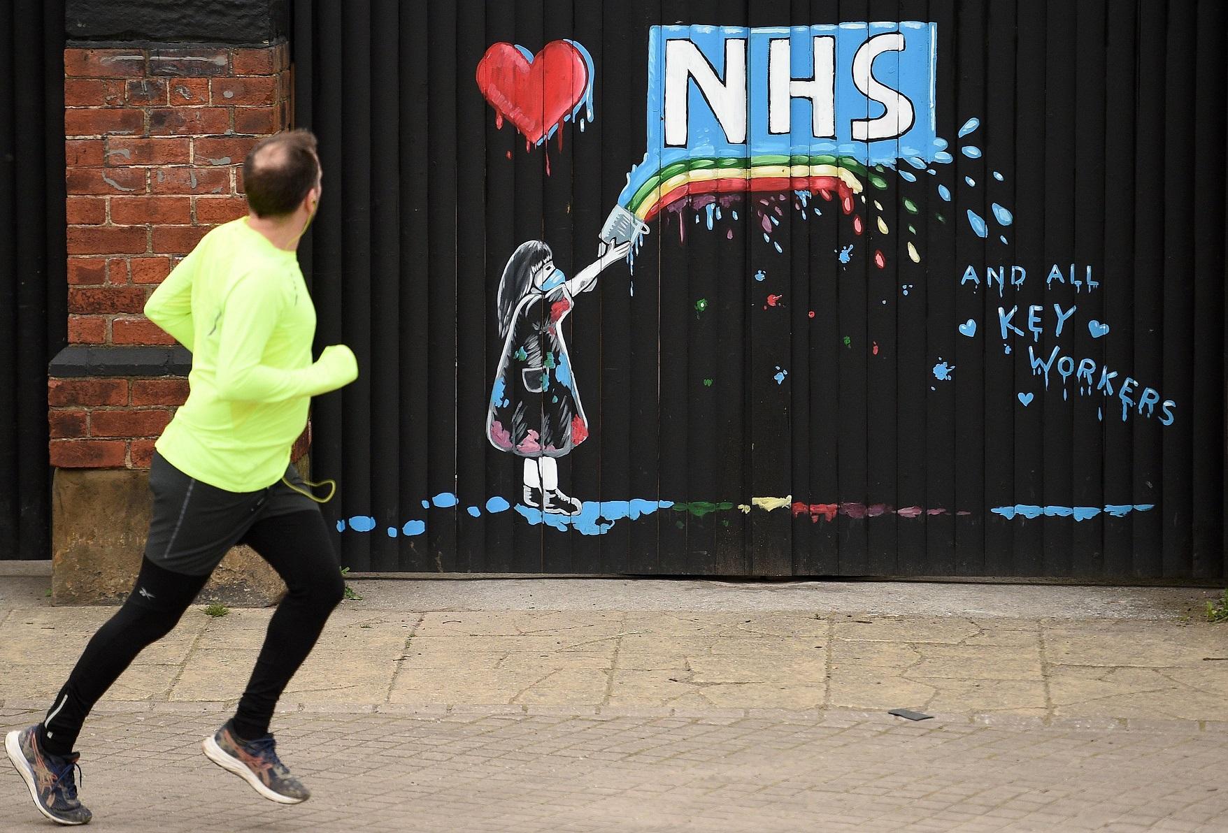Pode sair para correr durante a pandemia?