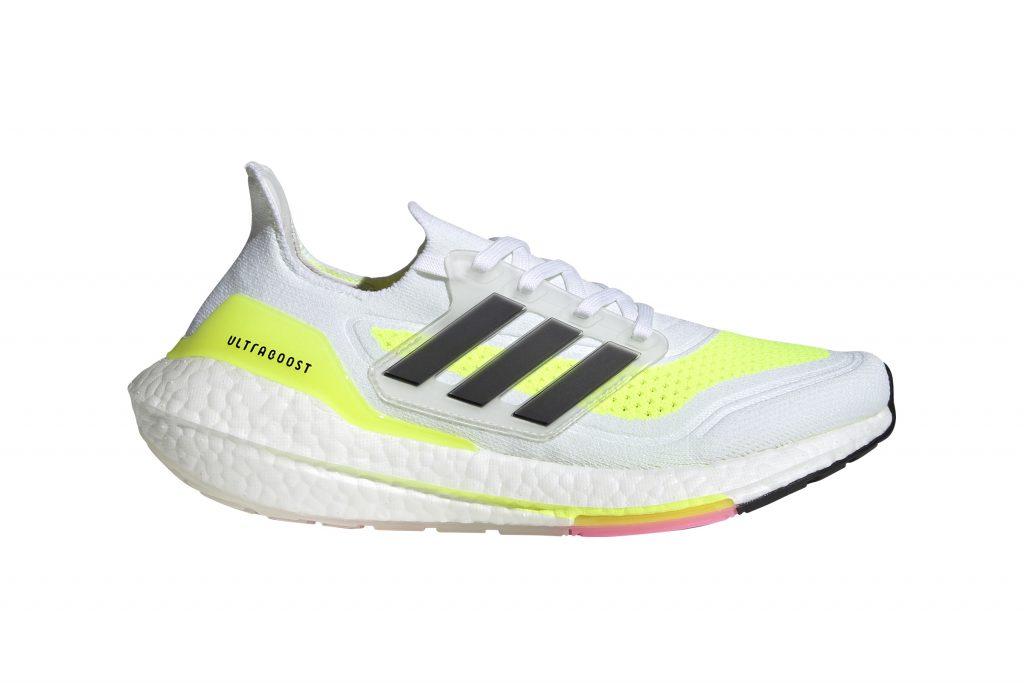 O Ultraboost 21, da Adidas (Divulgação)