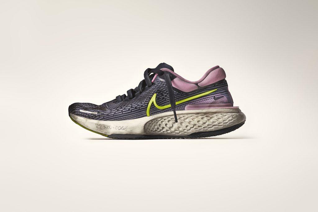 O ZoomX Invincible Run, da Nike